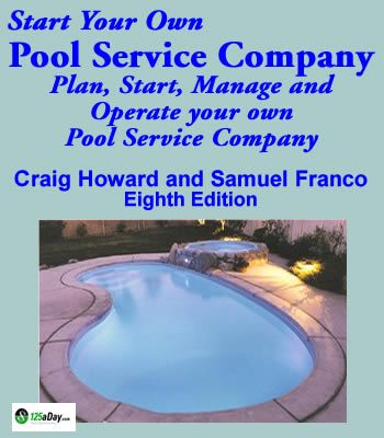 Start Your Own Pool Service Company Yenom Marketing Inc Pool Service Pool Swimming Pools Company