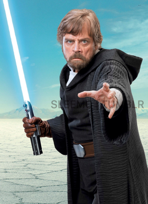 Luke Skywalker Photo From Star Wars The Last Jedi The Official Movie Companion Star Wars Star Wars Movie Star Wars Luke Skywalker