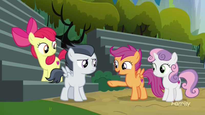Pin On Pony The cutie mark crusaders just lost their clubhouse, and scootaloo is not happy about it. pin on pony