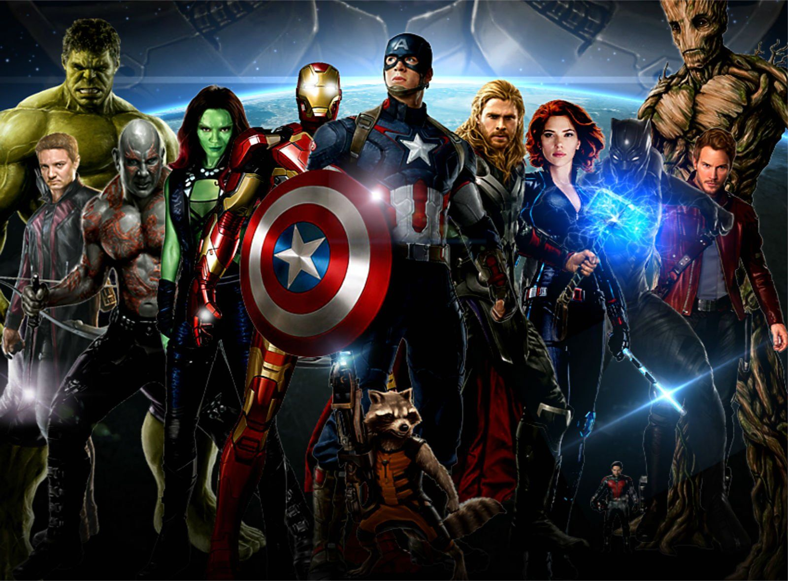 Avengers 3 Desktop Wallpaper Hd wallpapers for pc, Pc