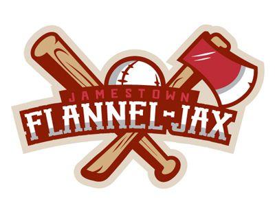 Jamestown Flanneljax Baseball by Danielle Podeszek