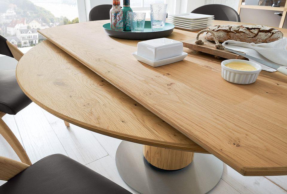 DINING ROOMS - Dining tables - dining table ET207 - Venjakob Möbel - Vorsprung durch Design und Qualität