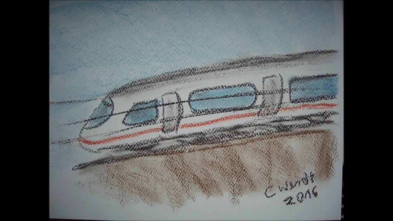 Der Bahnstreik - Lustiges Gedicht - Claudia Wendt