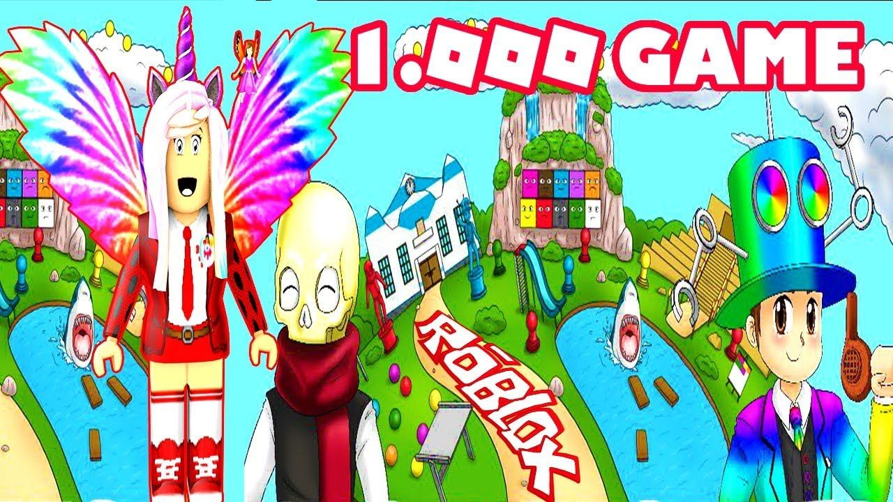 Roblox Binlerce Farkli Oyun Sansli Misin Epic Minigames Turkce S Oyun Turkce