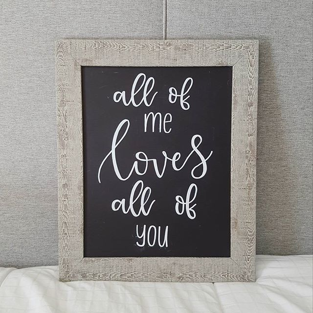 wedding chalkboard examples 😊💕  #calligraphy #handlettering #etsy #etsysociety #etsyshop #brushlettering #chalkboard #chalkpaint #love