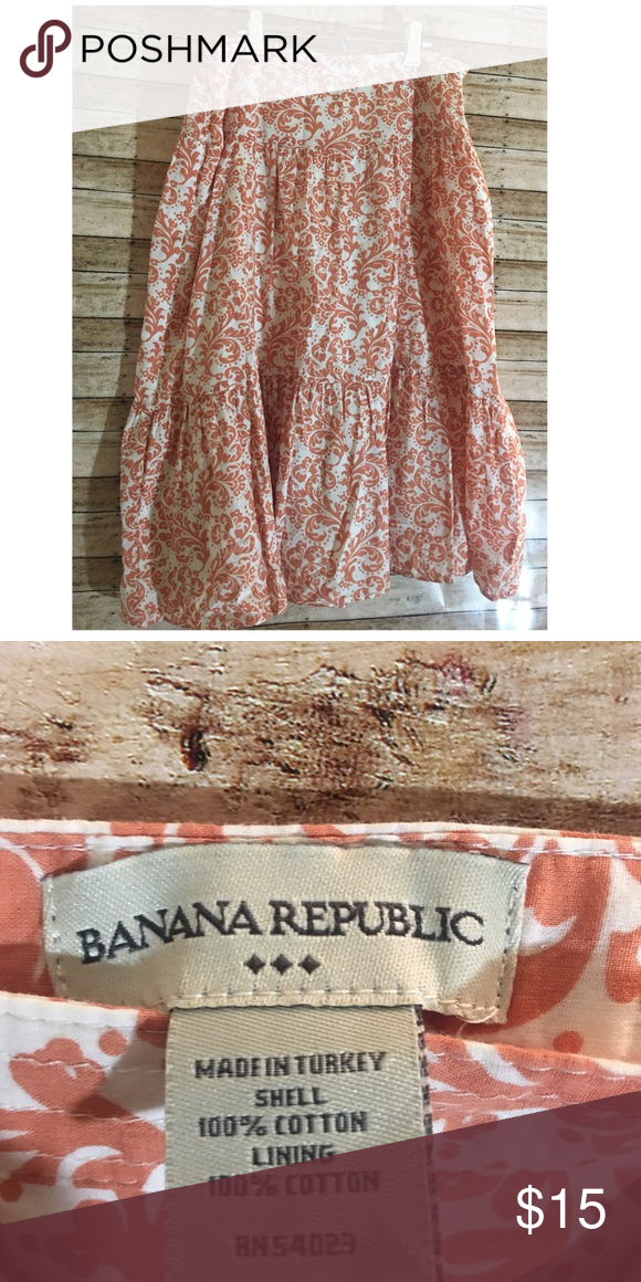 eb876ab68a BANANA REPUBLIC skirt Cute skirt