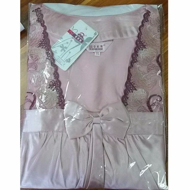 Silk Pajamas Sets - 4 colors