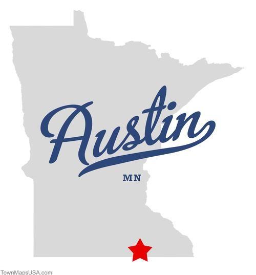 map of austin minnesota Austin Mn Map Of Austin Minnesota Mn Minnesota Map Austin map of austin minnesota