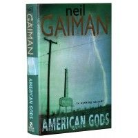 Neil Gaiman - American Gods - Headline 2001 UK First Edition