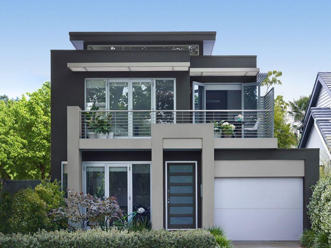 35 Stunning Modern Home Exterior Color Ideas Contemporary House