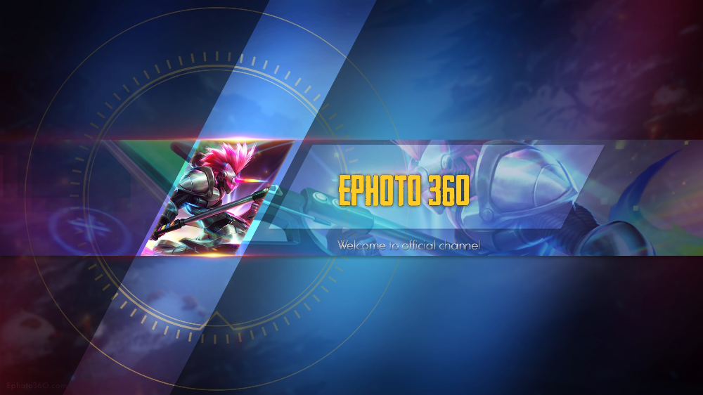 Create Youtube Banner League Of Legends Online Youtube Banners League Of Legends Banner