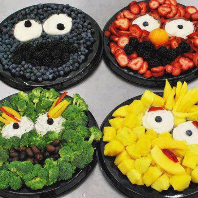 Best 25+ Sesame Street Food Ideas On Pinterest