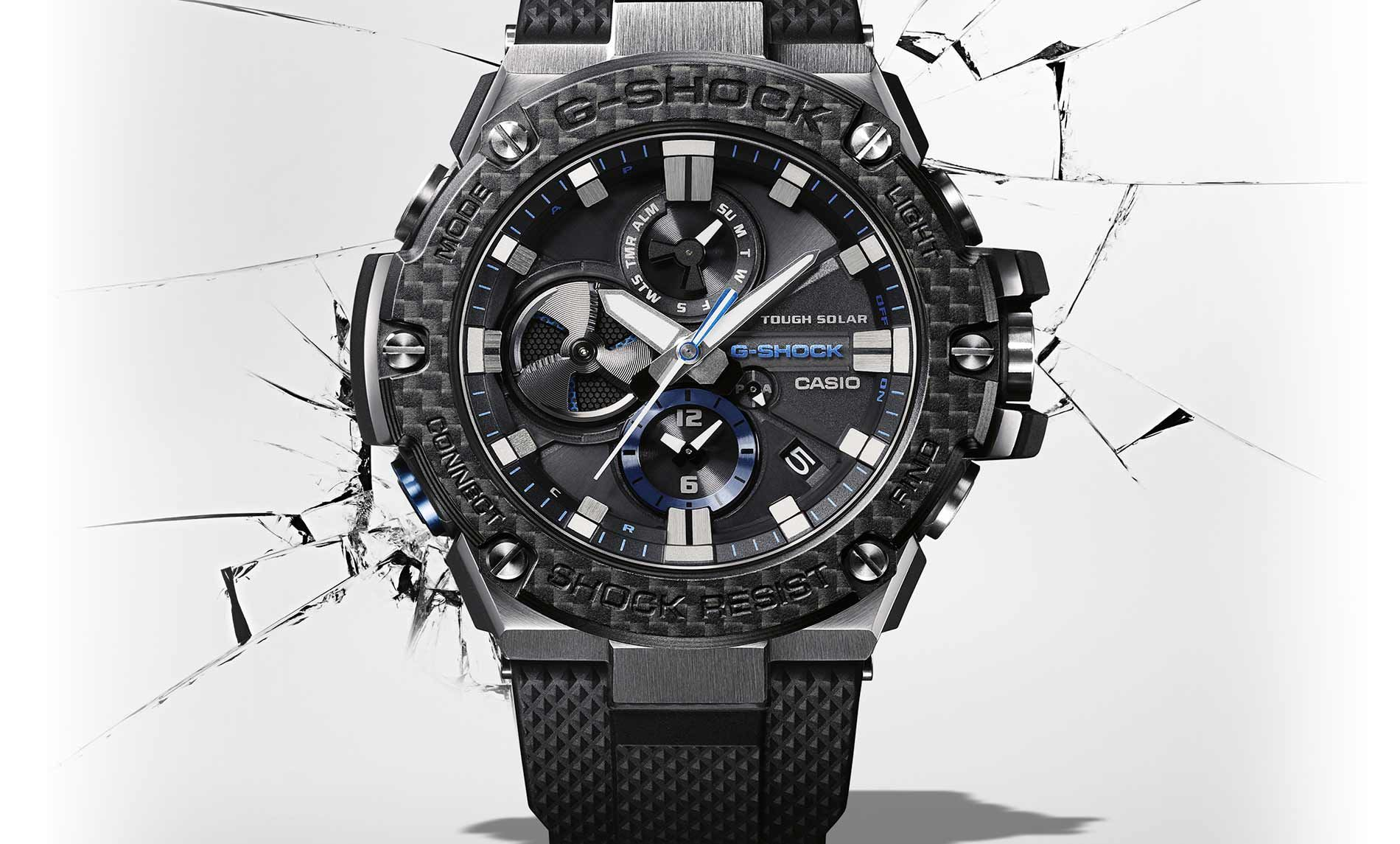 Analog And Digital Stainless Steel Watches G Steel By G Shock Watches For Men Luxury Watches For Men Mens Watches Leather