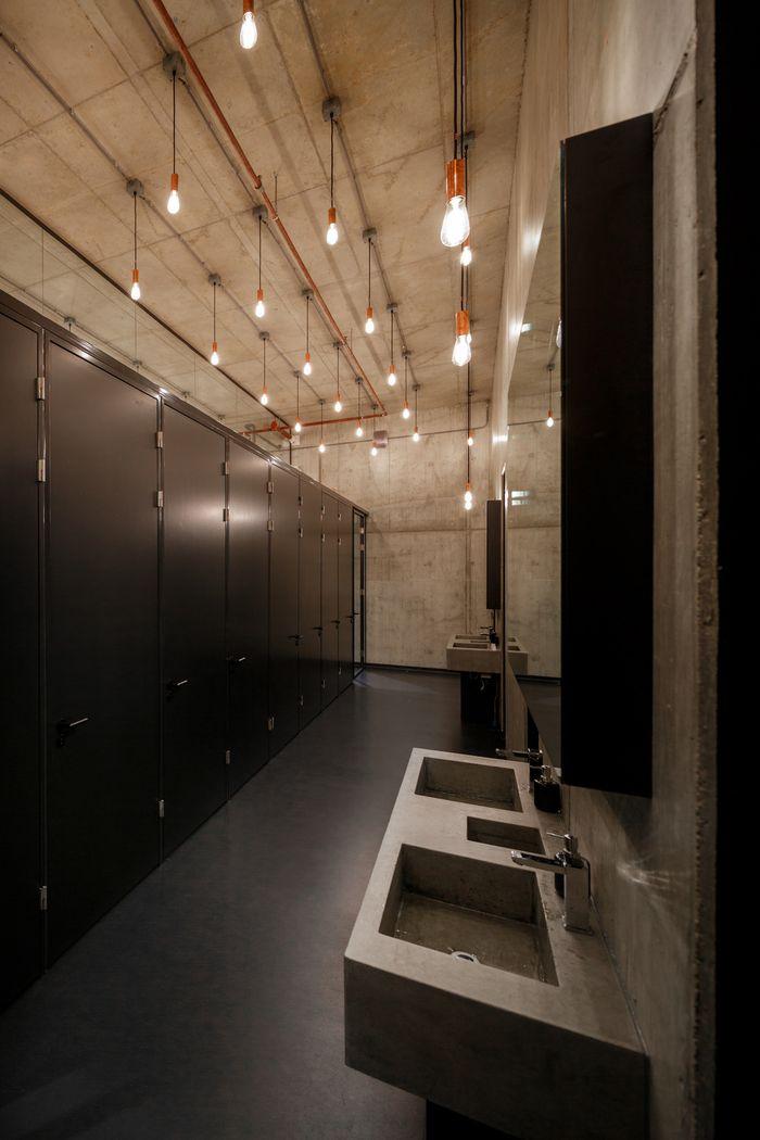 office washroom design. office tour: nidera offices \u2013 rotterdam washroom design
