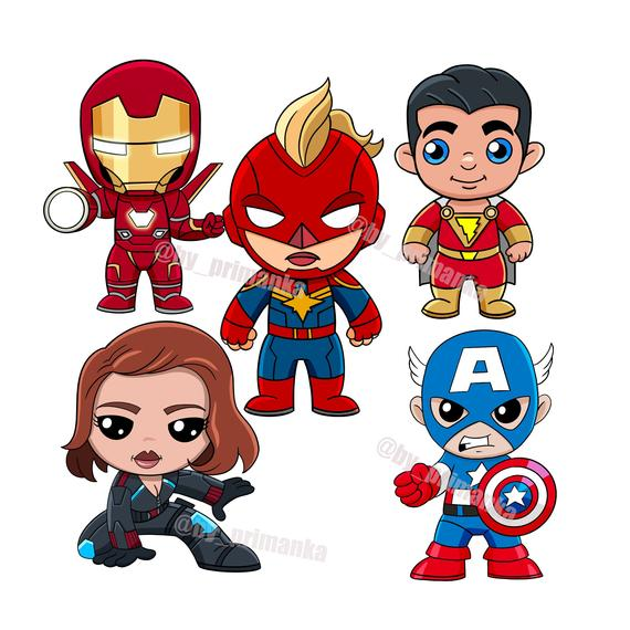 Png Iron Man Captain America Captain Marvel Black Widow Shazam Clipart Avengers Endgame Free Coloring Children Gift Dc Avengers Cartoon Captain America Drawing Marvel Cartoons