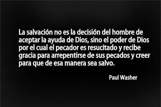 Muito Paul Washer / Soldados de Jesucristo   Salvación en Jesucristo  JM06