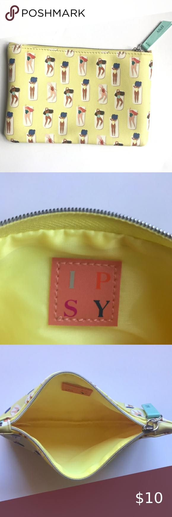 Ipsy Makeup Bag Sunbathing Women June 2020 Ipsy Makeup