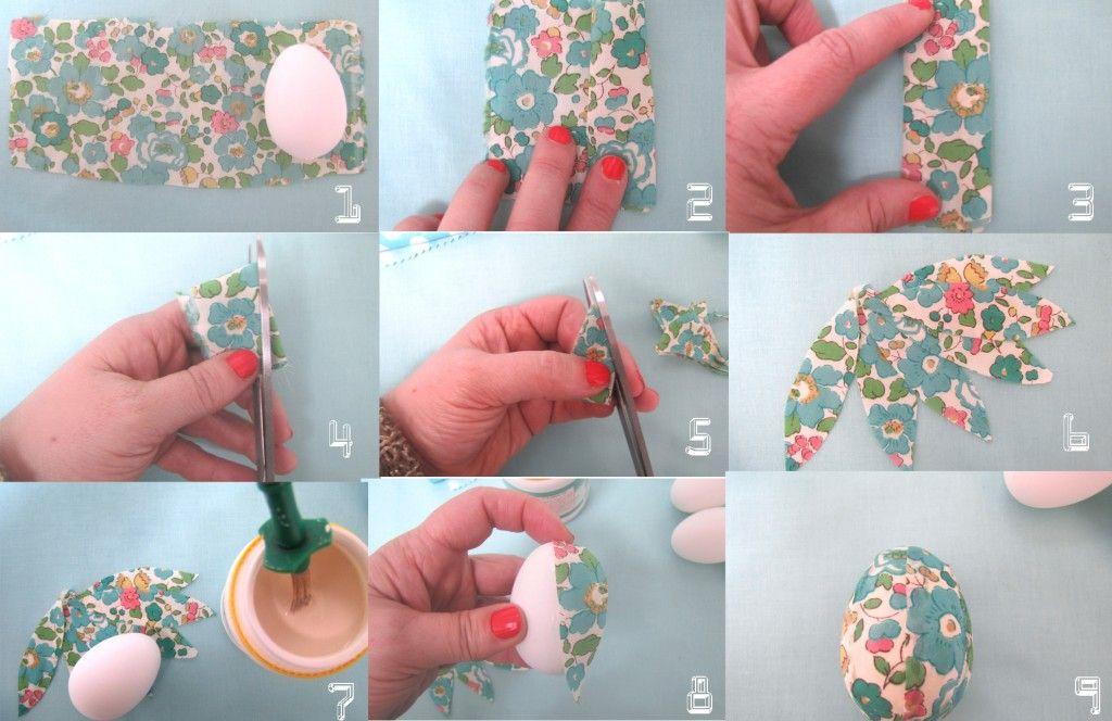Tutorial uova di pasqua con avanzi di stoffa liberty diy for Tutorial fermaporta di stoffa