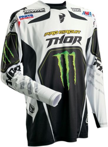 Thor Motocross Core Pro Circuit MX Jersey - 2014 Pro Circuit s Official Gear 1e9bfad1c
