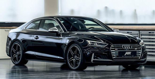 2018 Audi A5 Sportback Prestige Package Abt Sportsline Brings 20