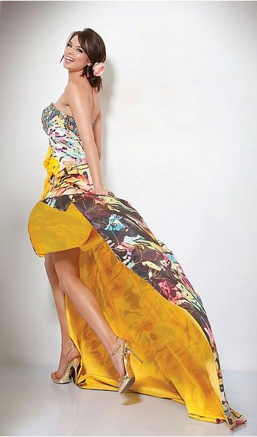 468346bd4ae Life colors print exotic dress crazy outfit