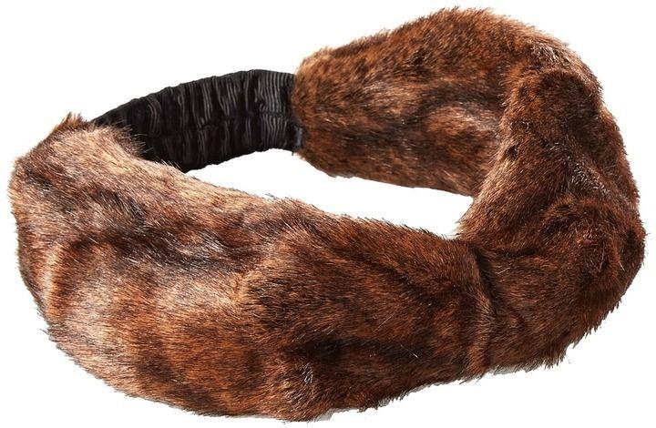 Grace Hats Hairband Fur