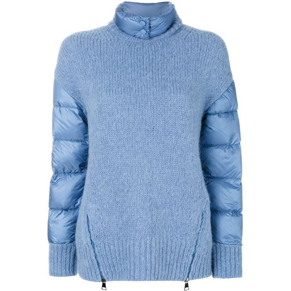 Designer Clothes, Shoes & Bags for Women | SSENSE. Knit JumpersBlue ...