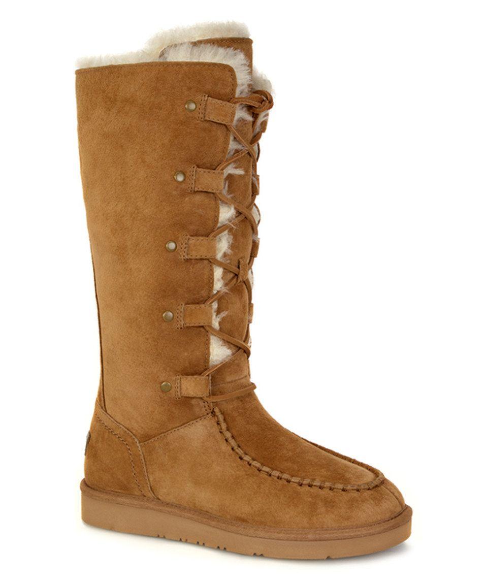 Chestnut Appalachin Suede Boot by UGG® Australia