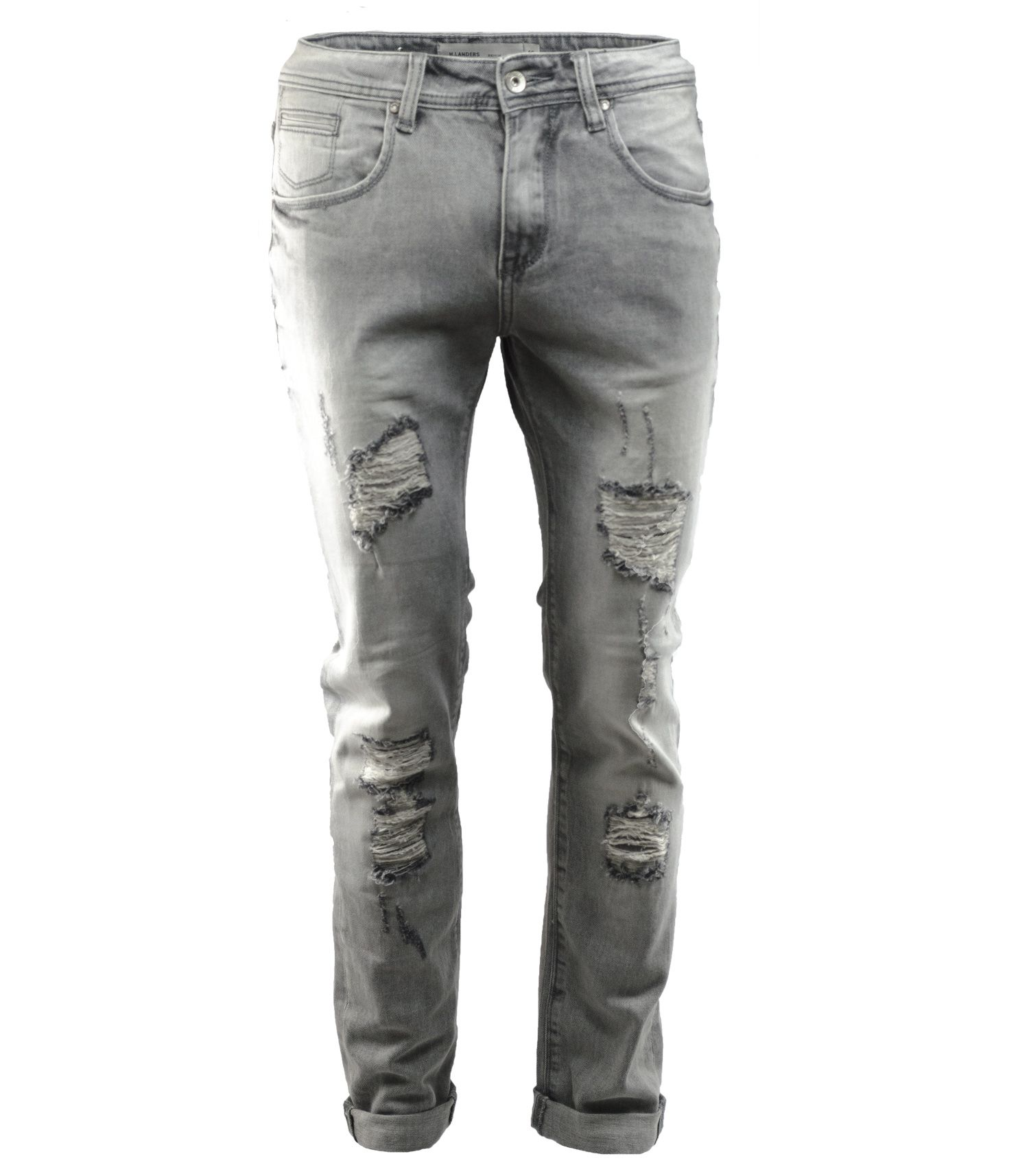 Jean regular homme h&m
