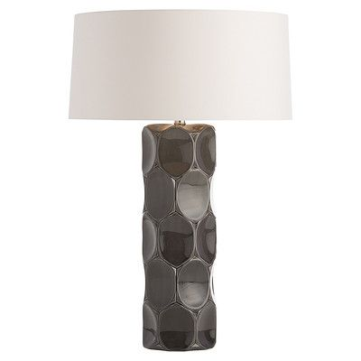"ARTERIORS Home Gunderson 30.5"" H Table Lamp with Drum Shade"