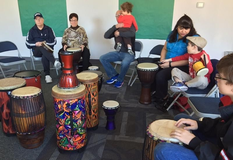The Healing Power of the Drum download