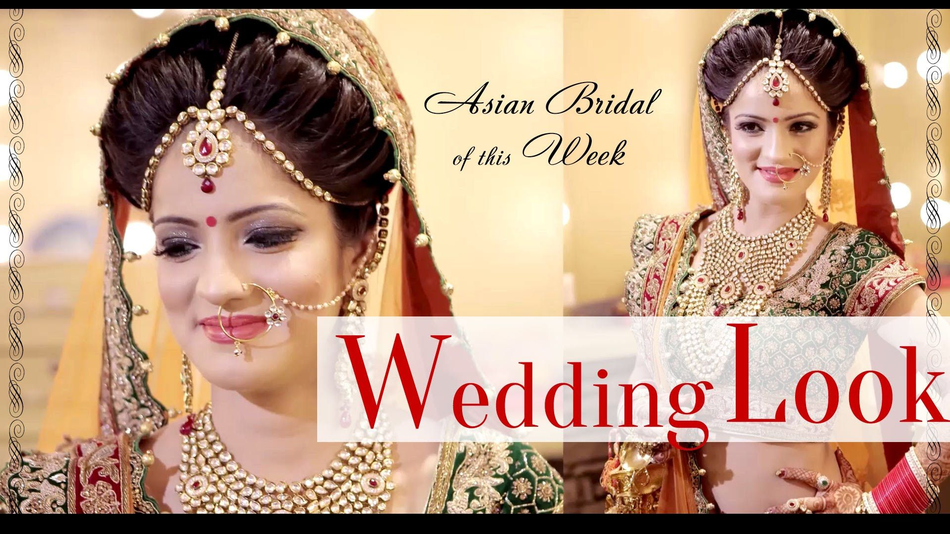 asian bridal makeup tutorial. step by step bridal makeup tutorial