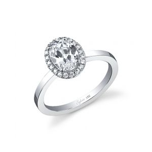 I Have Short Fingers Knew That A Ling Shape Would Be Good For Me Best Engagement Ringswhite