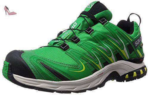 Salomon XA Pro 3D GTX, Chaussures de randonnée hommes Vert Grün (Fern Green/