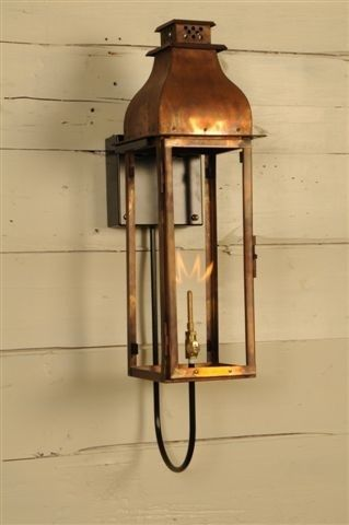 The Sarasota Lantern — Gas or Electric | The Carolina Collection ...