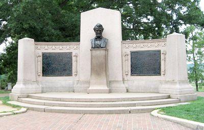 Lincoln S Gettysburg Address Memorial Gettysburg Address Civil War Monuments Gettysburg