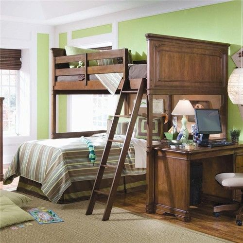 Elite   Classics Full Size Loft Bed Complete By Lea Industries #bed # Furniture Www