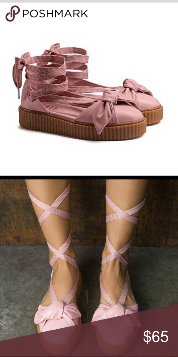 creepers rose puma