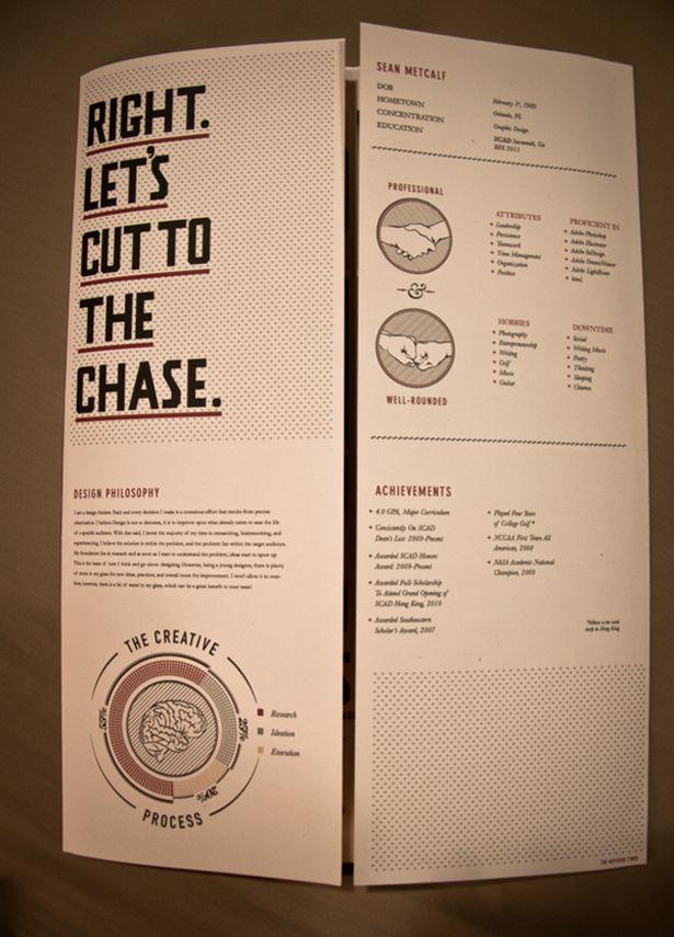 30 most inventive resumes Graphics Graphic design resume, Resume