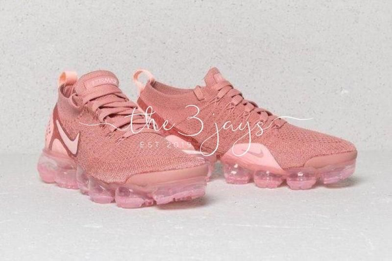 vapormax 2 rust pink