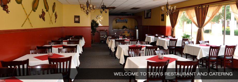 Tata S Restaurant Website Specializing In Spanish American