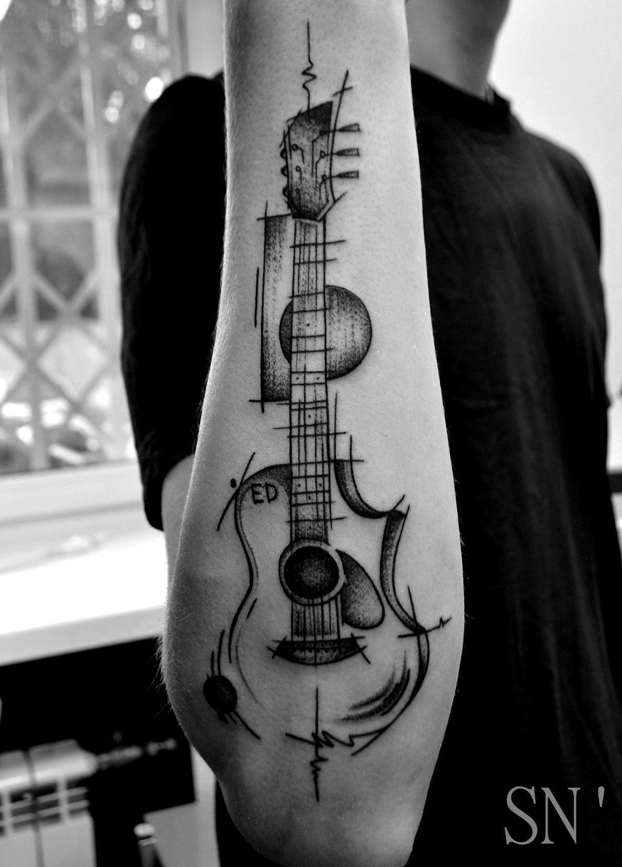 Photo of Photo tattoo Nick Yo – Different tattoos on the forearm ….