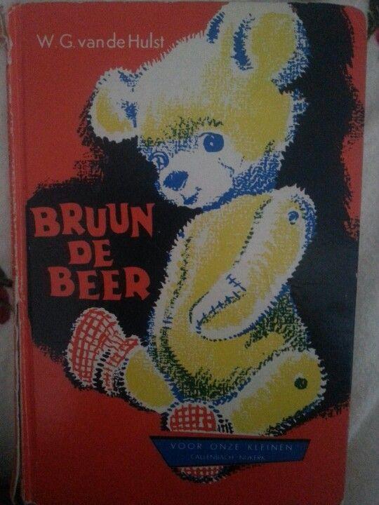 Bruun de beer child book