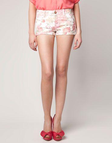 floral short <3