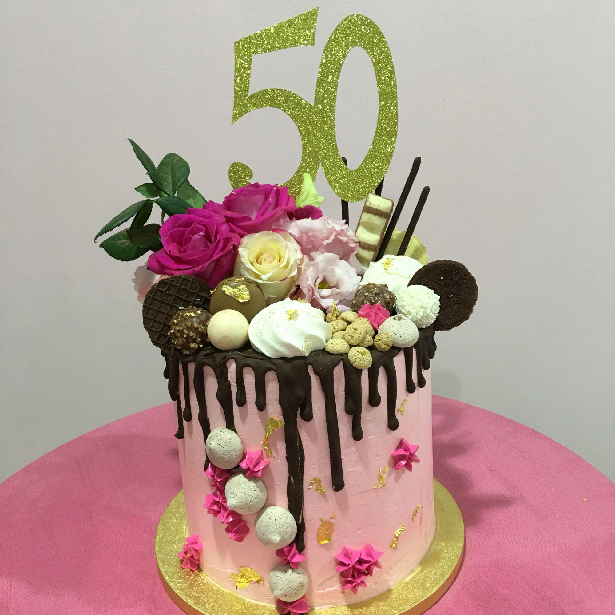 Mi tarta de cumpleaños