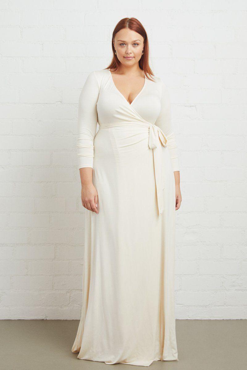 Harlow Wrap Dress Plus Size Dresses Full Figure Fashion Wrap Dress Formal [ 1200 x 800 Pixel ]
