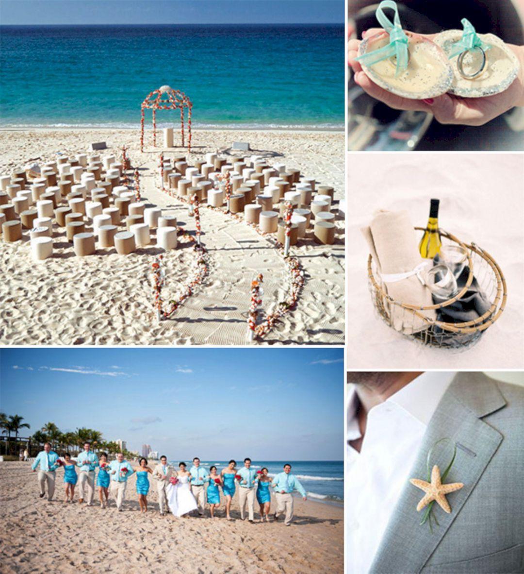 50 Interesting And Fun Beach Wedding Ideas For 2017