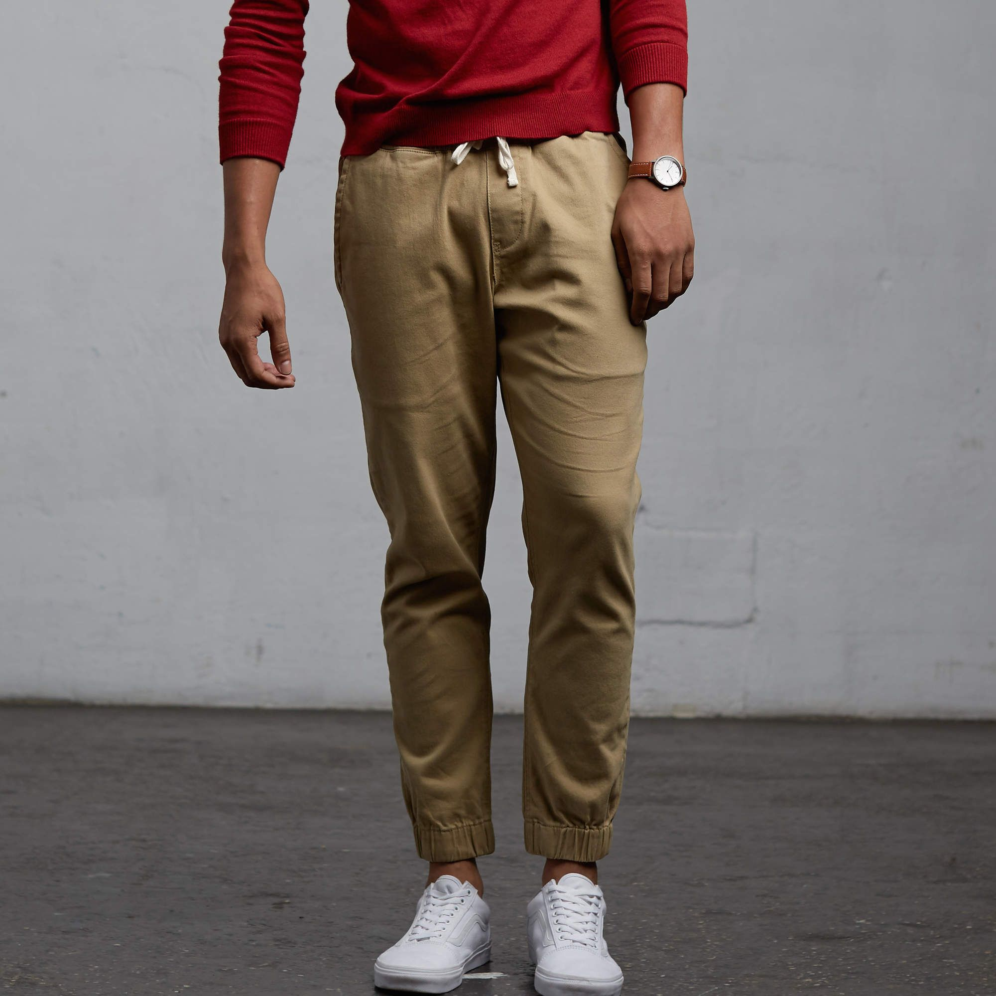 Nice shoes, How to wear, Joggers