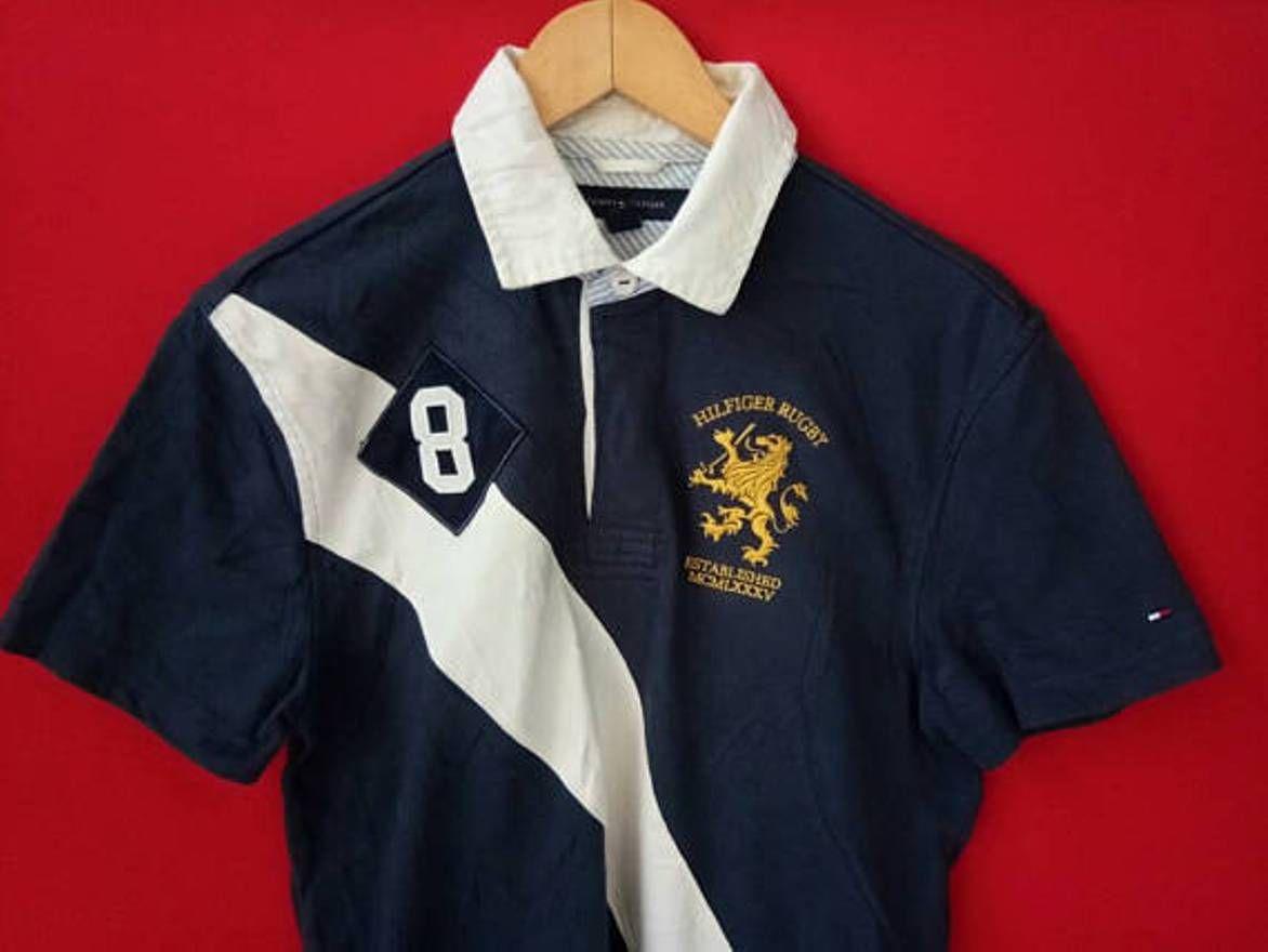 281dd5afc73 Tommy Hilfiger Tommy hilfiger polo rugby medium mens Size US M / EU 48-50