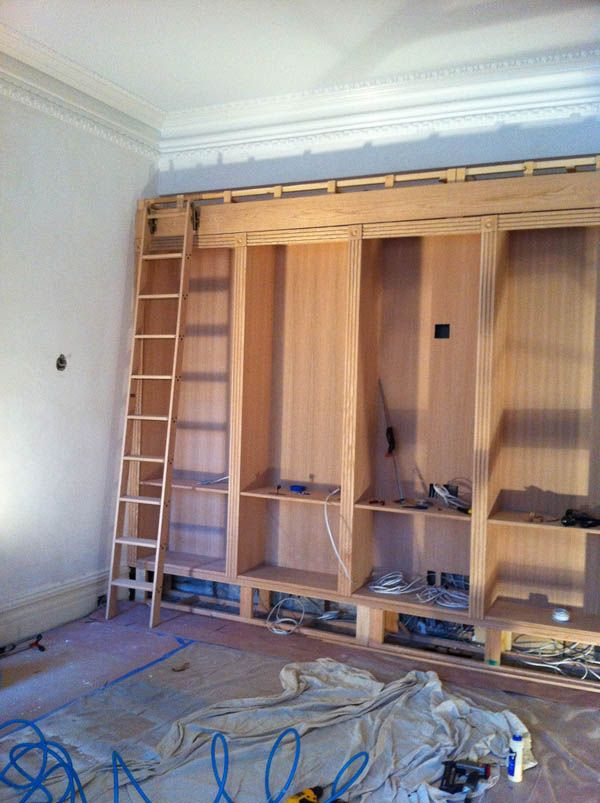 how to build a victorian library pinterest living rooms rh pinterest com House Wiring For Dummies House Wiring For Dummies